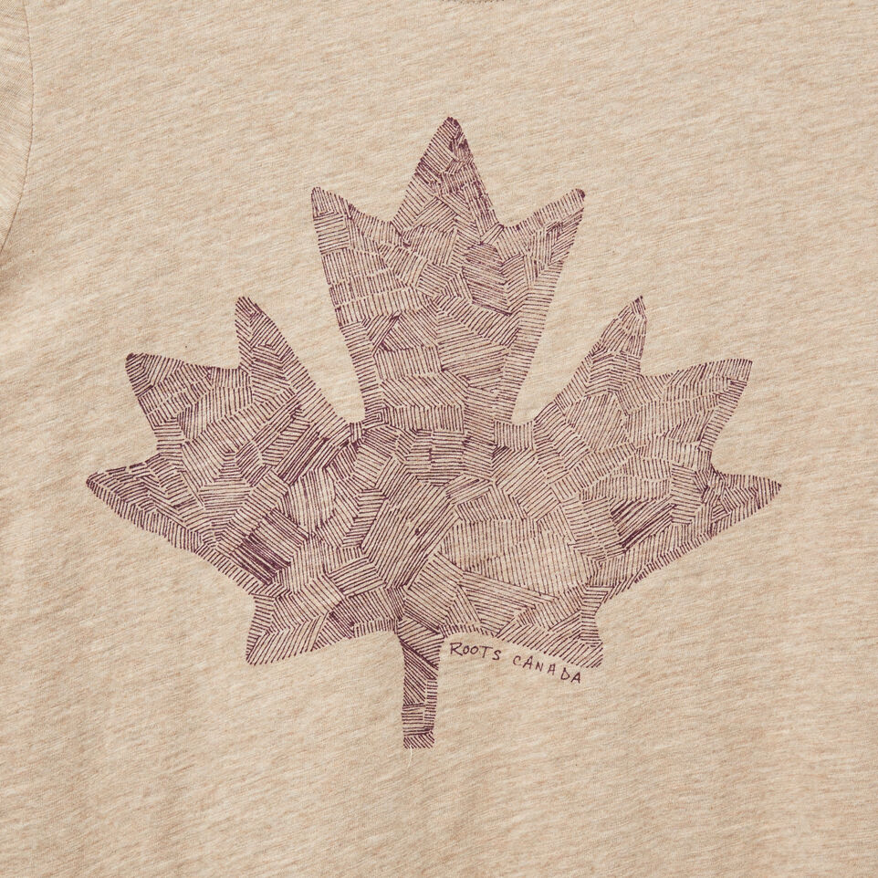 Roots-undefined-T-shirt Héritage-undefined-C