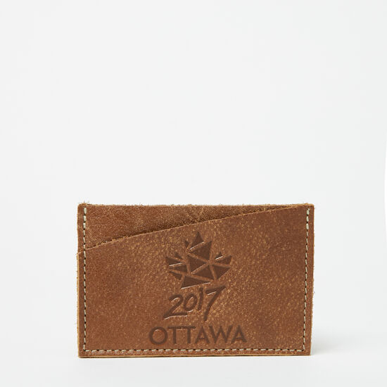 Ottawa 2017 Card Holder Tribe