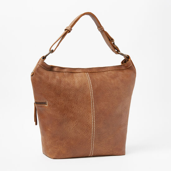 Roots - Nouv Gr Sac Hobo Cr Tribe