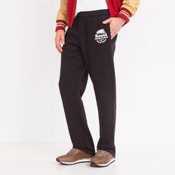 Roots - Pantalon bas ouvert classique avec poche