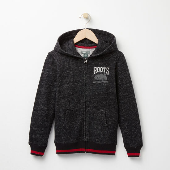 Boys Roots Cabin Full Zip Hoody
