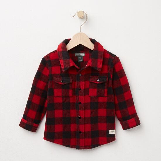 Roots - Baby Buffalo Check Shirt