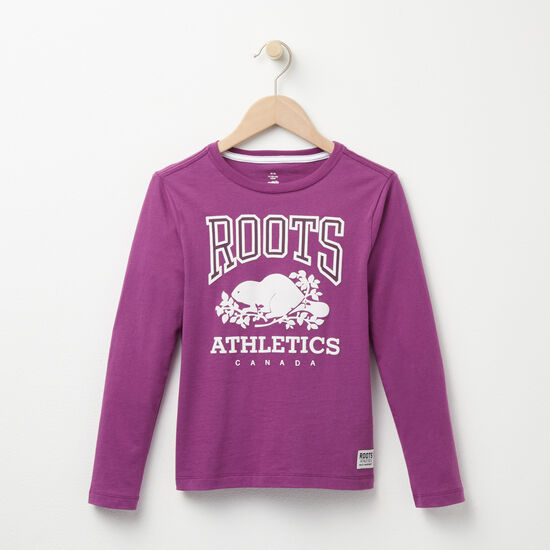 Roots - Girls RBA T-shirt