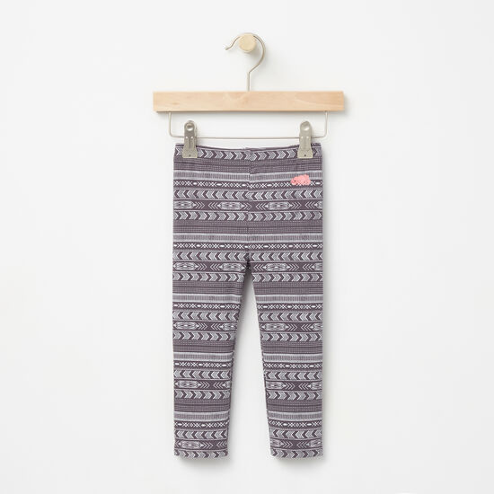 Roots-Kids Bottoms-Baby Juniper Legging-Blackened Pearl-A