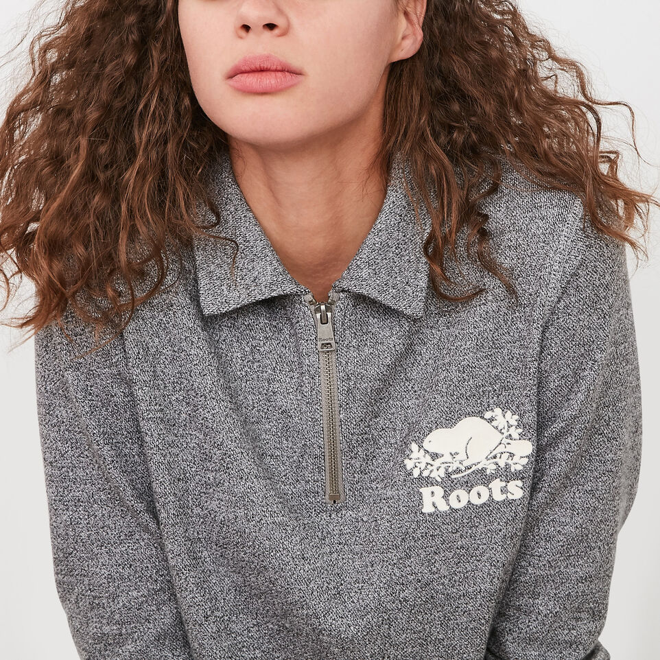 Roots-undefined-Polo À Glissière Cooper-undefined-C