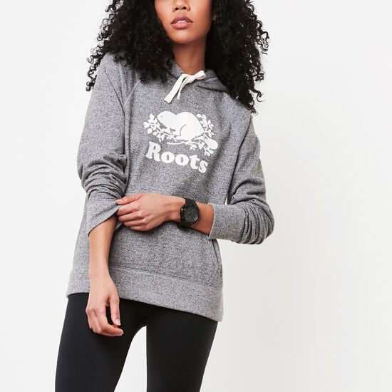 Roots - Roots Salt and Pepper Original Kanga Hoody
