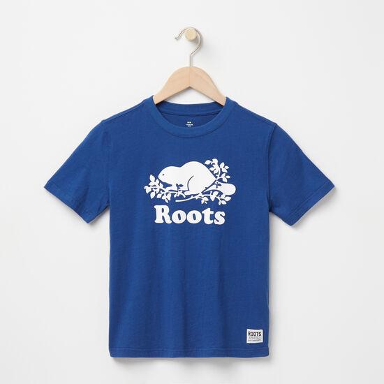 Garçons T-shirt Cooper Beaver