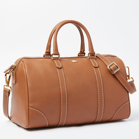Roots-Leather New Arrivals-Petite Banff Bridle-Tan-A