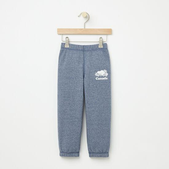 Roots-Kids Bottoms-Toddler Original Sweatpant-Cascade Blue Pepper-A
