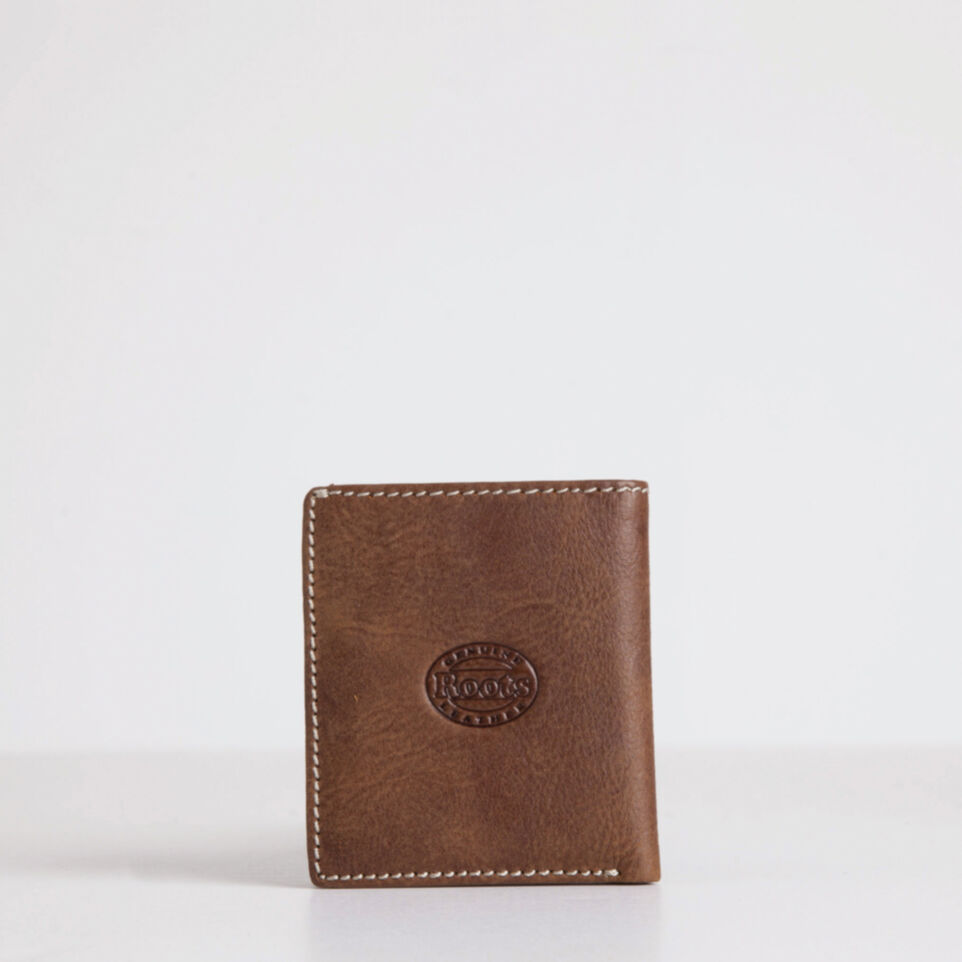 Roots-undefined-Front Pocket Wallet Tribe-undefined-C