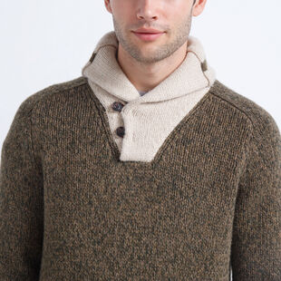 Roots - Roots Cabin Shawl Pullover
