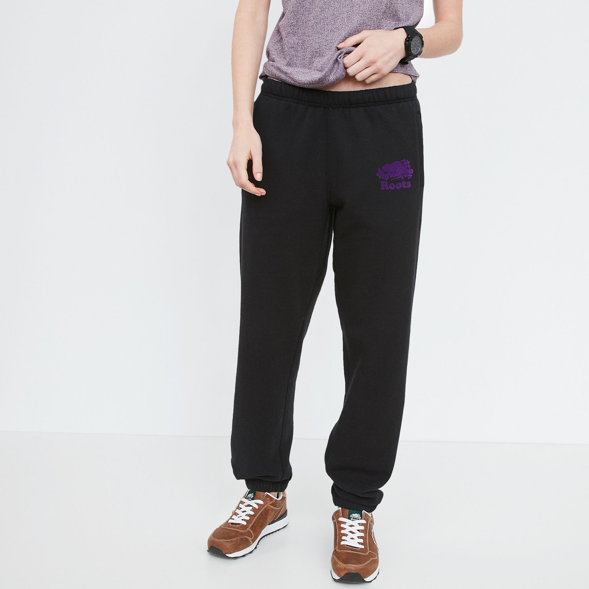 Pantalon Coton Ouaté Roots