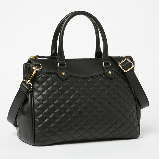 Roots - Small Grace Bag Quilted