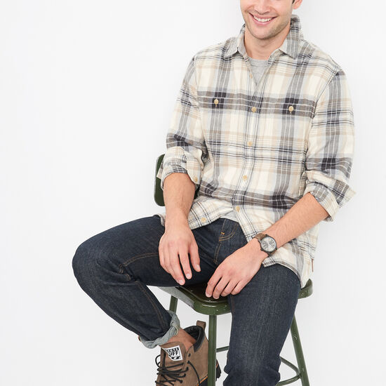 Roots - Mackinaw Flannel Shirt