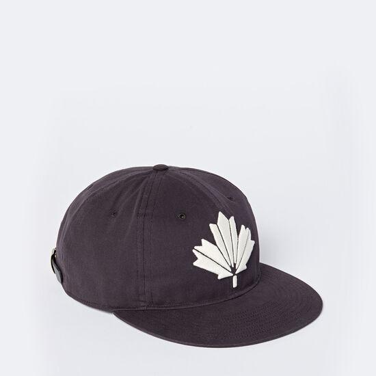 Roots - Retro Canada Leaf Baseball Cap