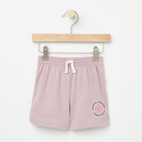 Roots-Kids Toddler Mix & Match 2 For $28-Toddler Lucy Shorts-Mauve Shadows-A