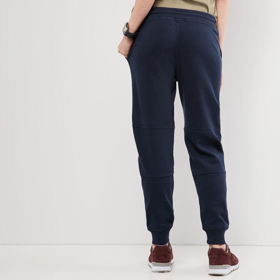 Roots-undefined-Pantalon Coton Ouaté Westport-undefined-D