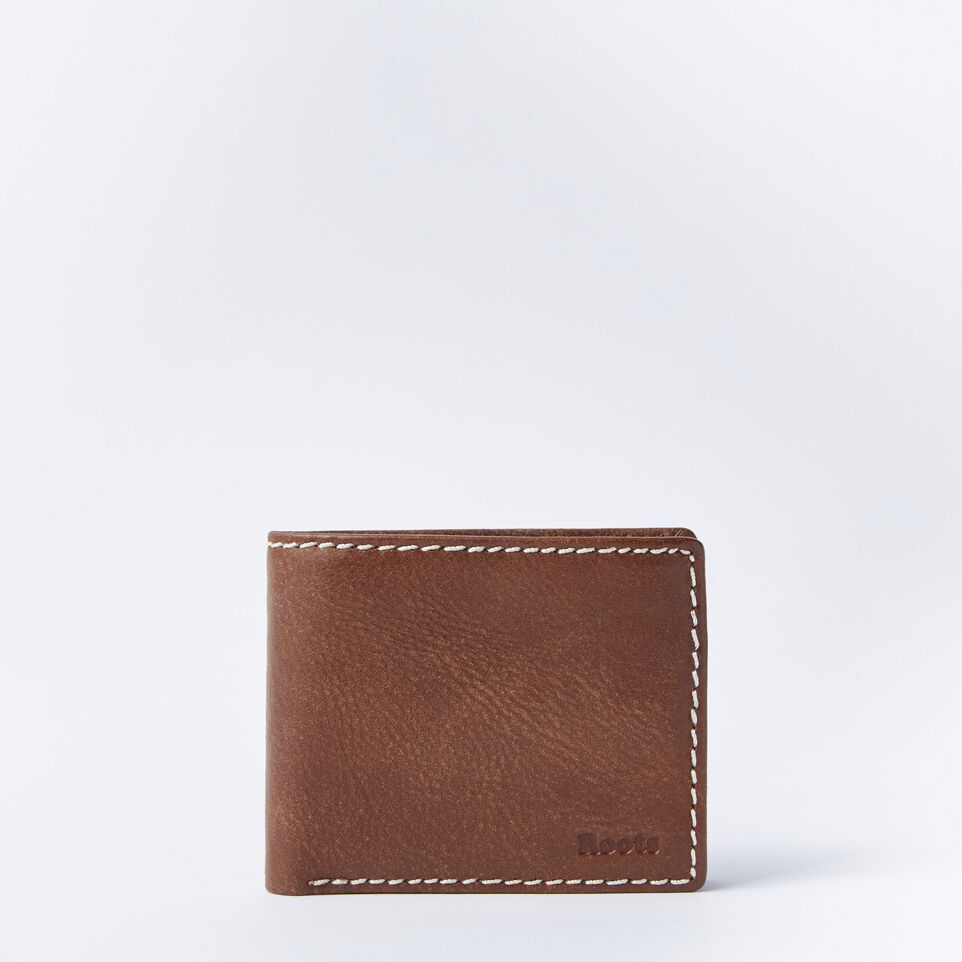 Roots-undefined-Mens Slimfold With Coin Tribe-undefined-A