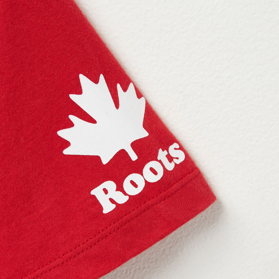 Roots-undefined-T-shirt Canada Cuivre-undefined-E