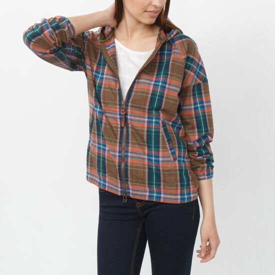 Roots - Camp Flannel Full Zip