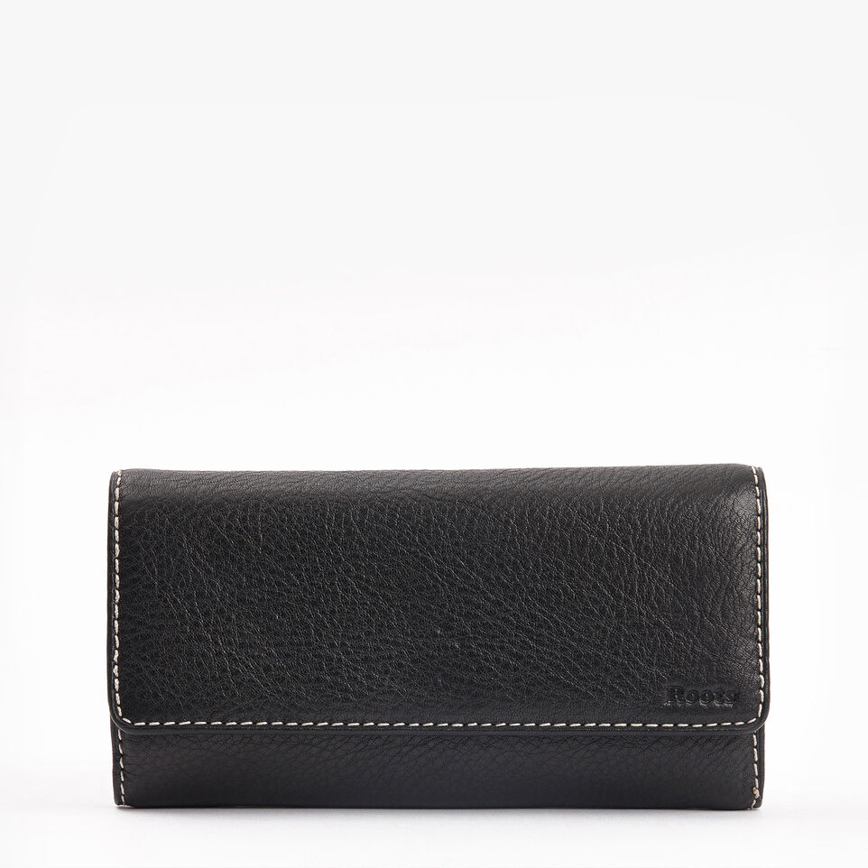 Roots-undefined-Large Chequebook Clutch Prince-undefined-A