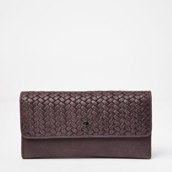 Medium Trifold Wallet Woven