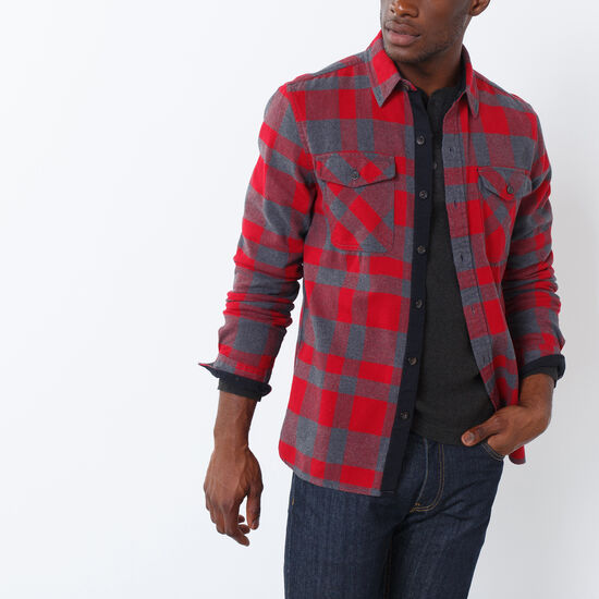 Roots - Trailblazer Flannel Shirt