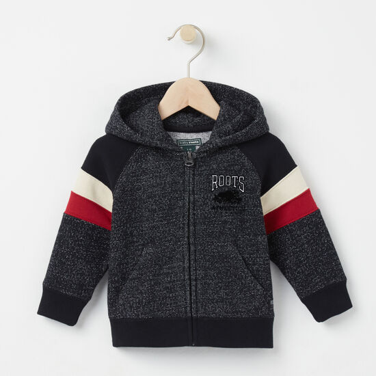Roots - Baby Colour Block Full Zip Hoody