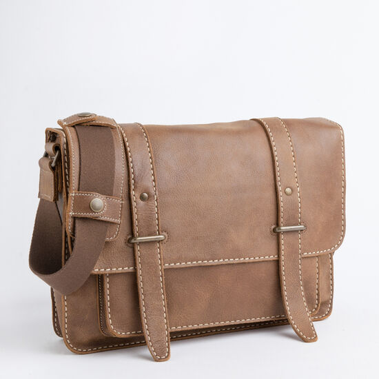 Roots-Men Briefcases & Messengers-Legacy Bag Tribe-Africa-A