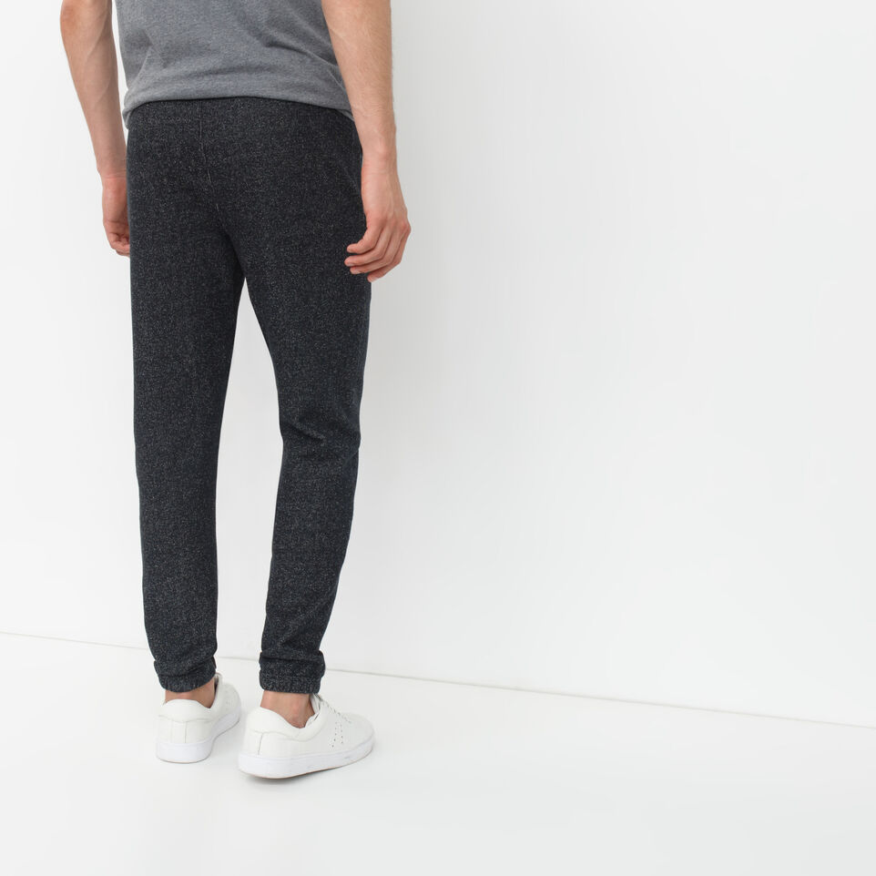 Roots-undefined-Pantalon Co Ajusté Poivre Noir-undefined-D
