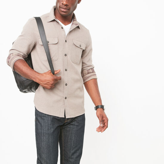 Roots - Chemise Utilitaire Pender