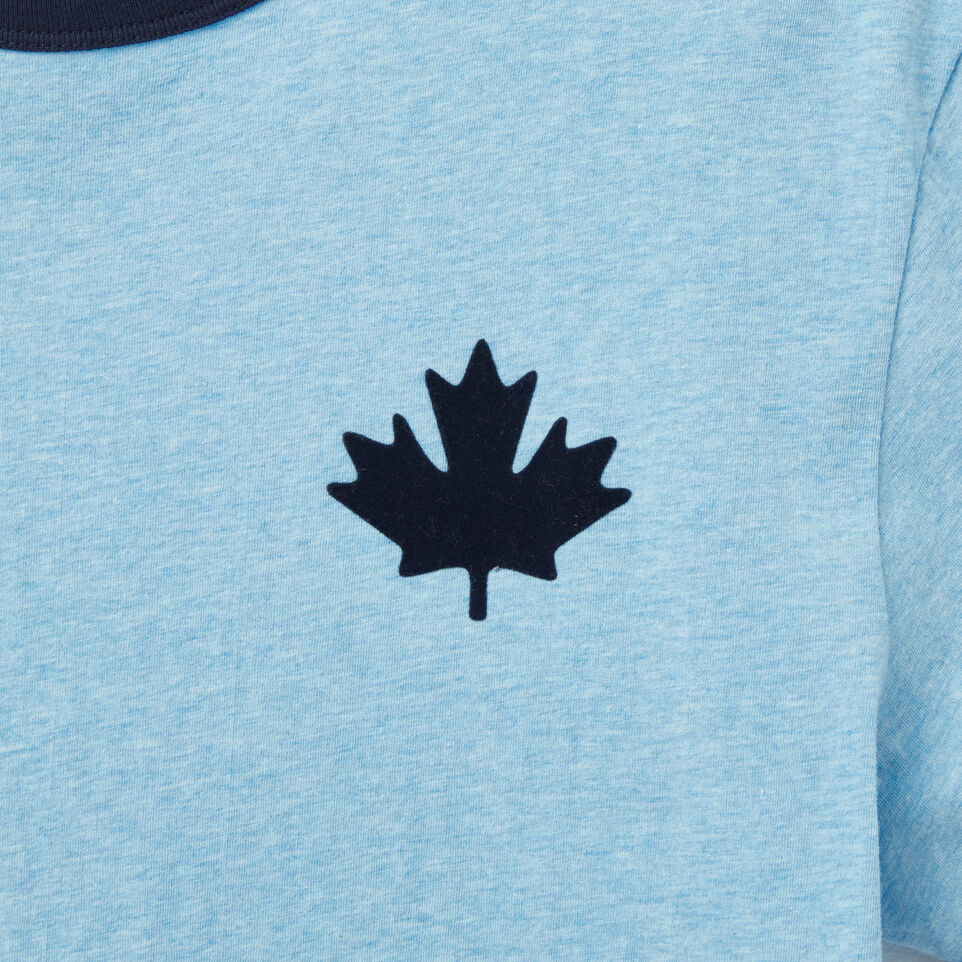 Roots-undefined-T-s Col Contrast Camp Canada-undefined-C