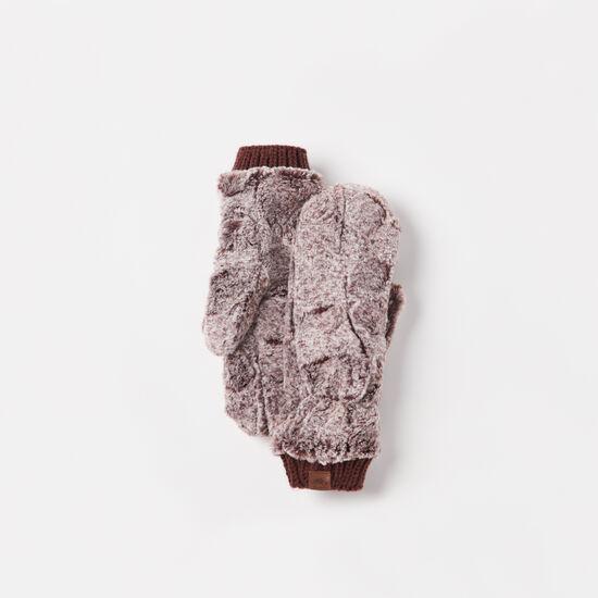 Roots - Anastasia Faux Fur Mitt