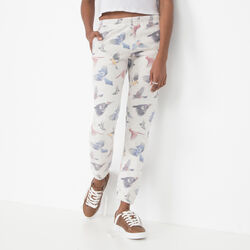Roots - Canadian Birds Slim Sweatpant