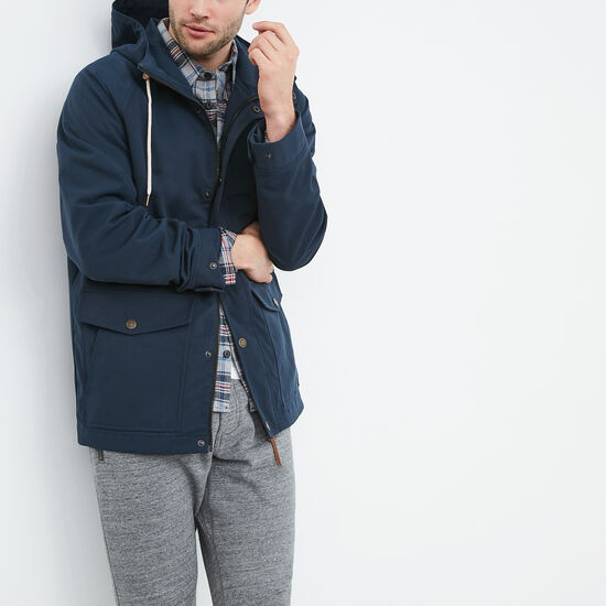 Roots-Men Outerwear-Westport Tuff Jacket-Cascade Blue-A