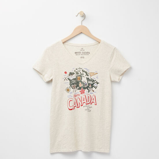 Roots - New Voyage T-shirt