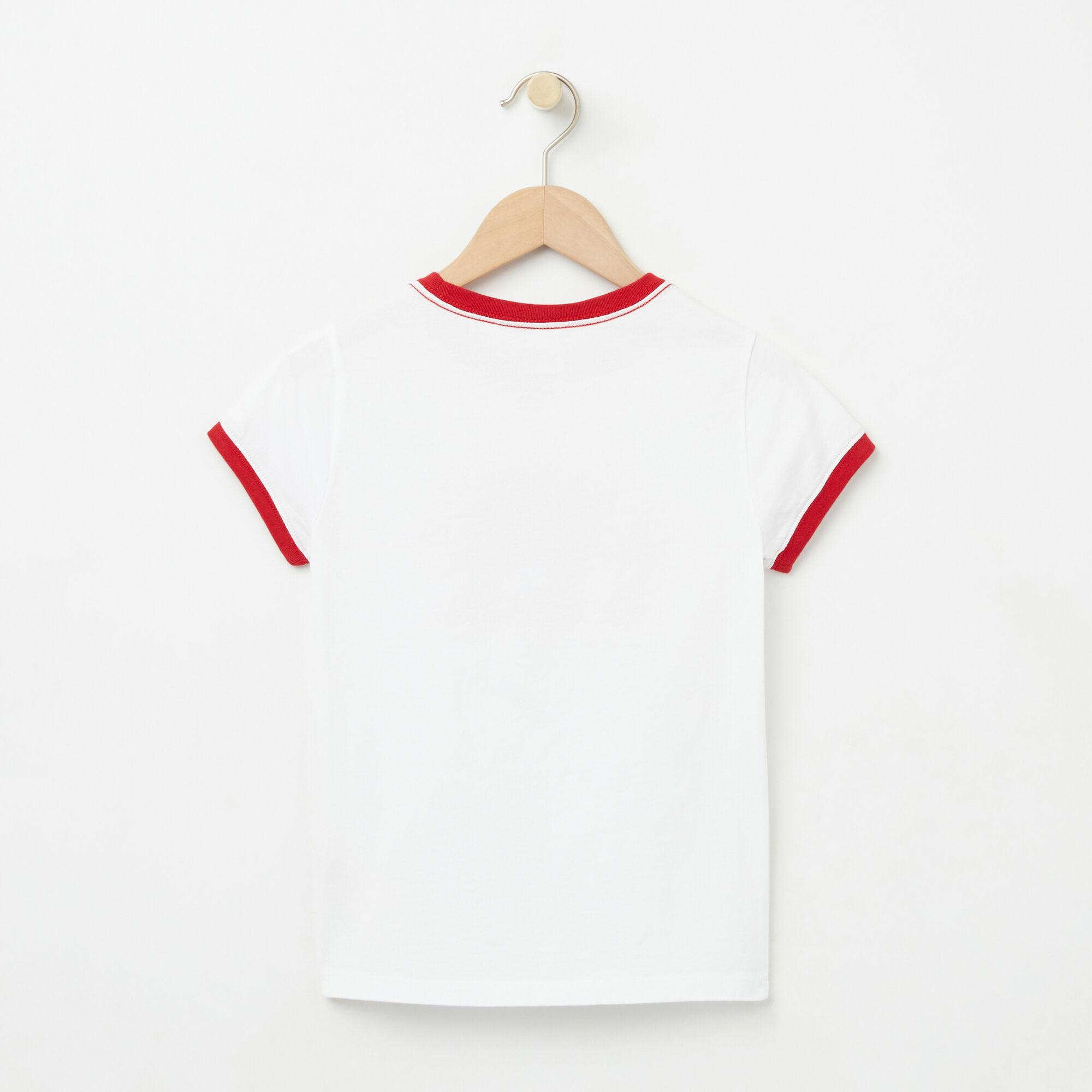 Filles T-shirt Canada Cuivre