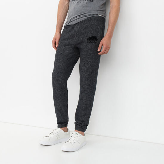 Roots Black Pepper Slim Sweatpant