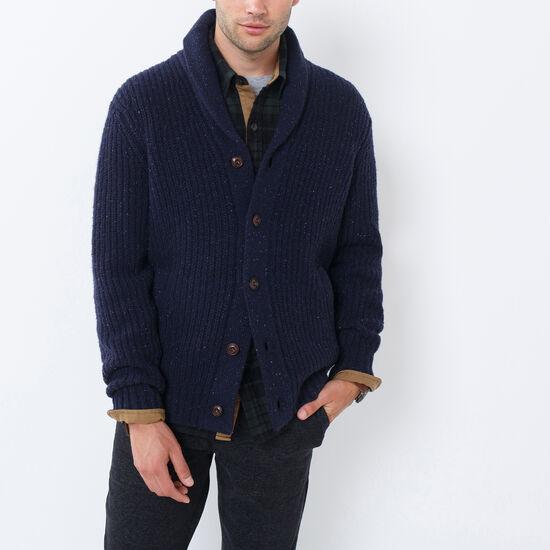 Revelstoke Tweed Cardigan