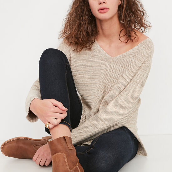 Roots-Women Sweaters & Cardigans-Anette Sweater-Wind Chime Mix-A