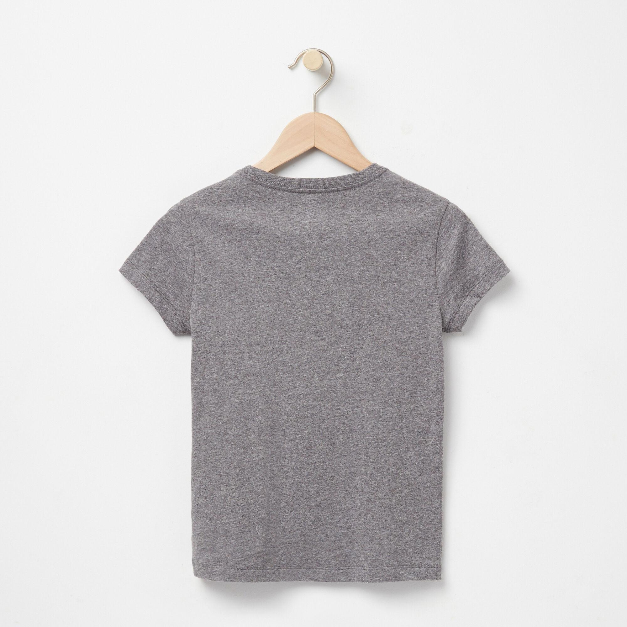 Filles T-shirt Métallique RBA