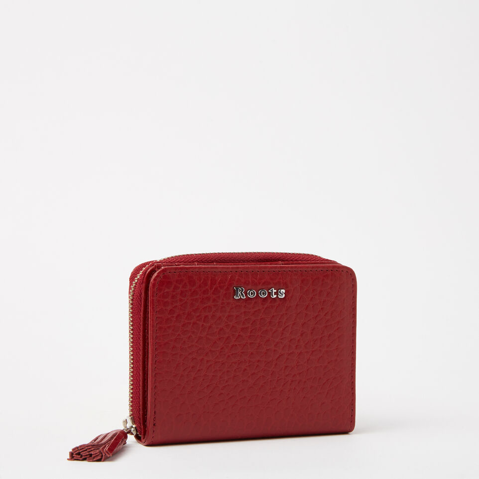 Roots-undefined-Small Tassel Wallet Super Prince-undefined-D
