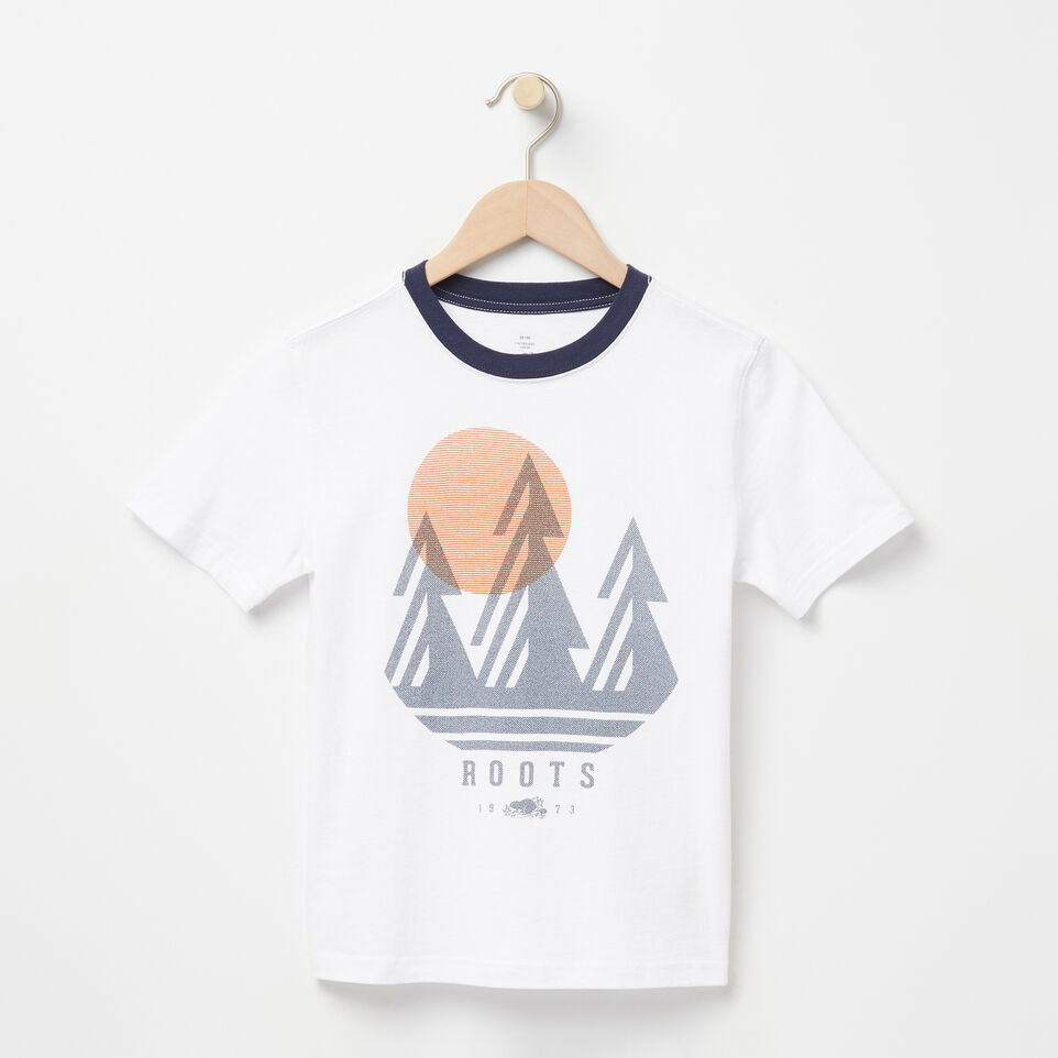 Roots-undefined-Garçons T-shirt Explore-undefined-A