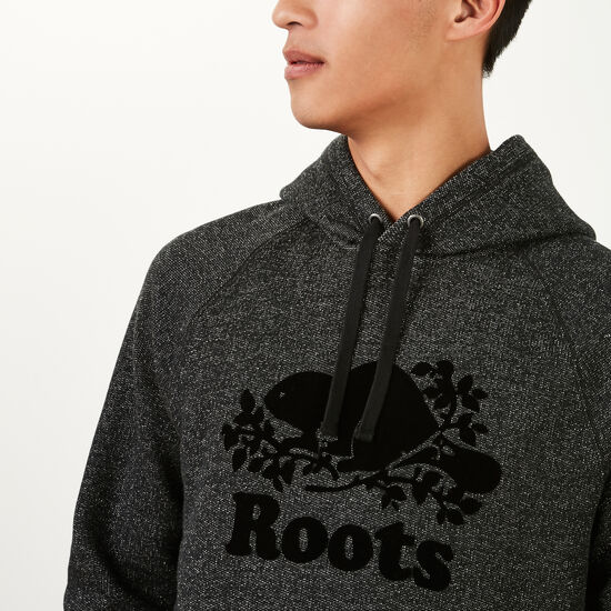 Roots Black Pepper Original Kanga Hoody