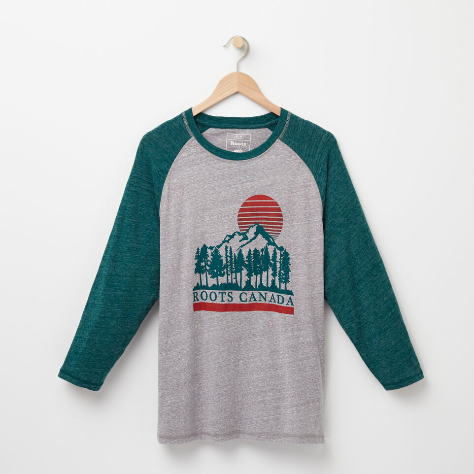 Roots-undefined-T-shirt Baseball Dorval-undefined-A