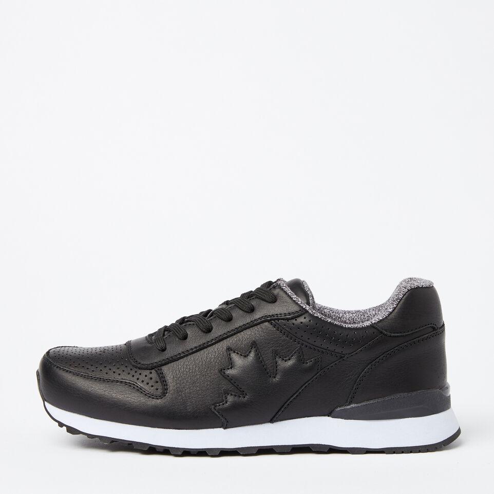 Roots-undefined-Chaussures de course Trans-Canadian en cuir pour hommes-undefined-A