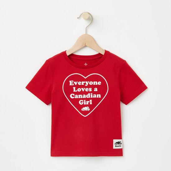 Roots-Enfants Nouveautés-Tout-Petits T-shirt Cœur Canadien-Rouge Sauge-A