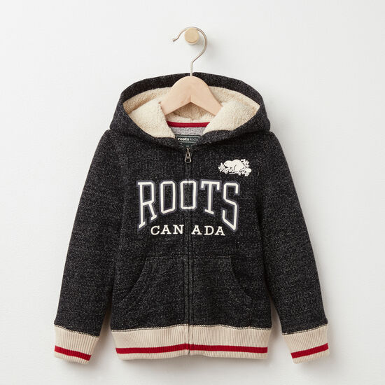 Toddler Roots Cabin Full Zip Hoody
