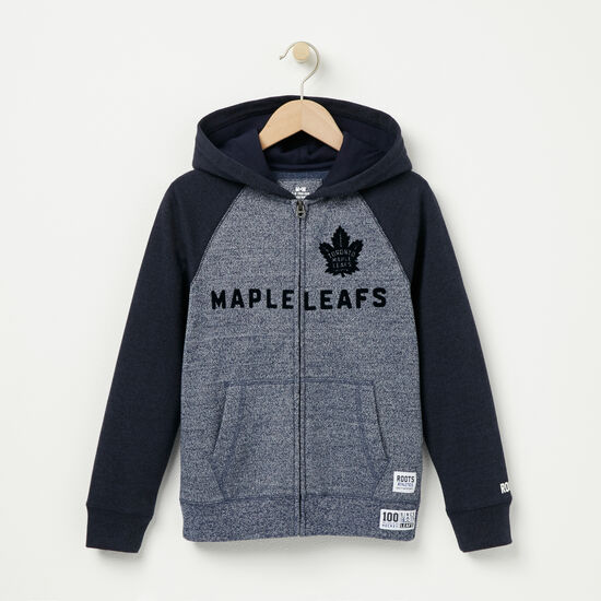 Boys TML Face-off Full Zip Hoody