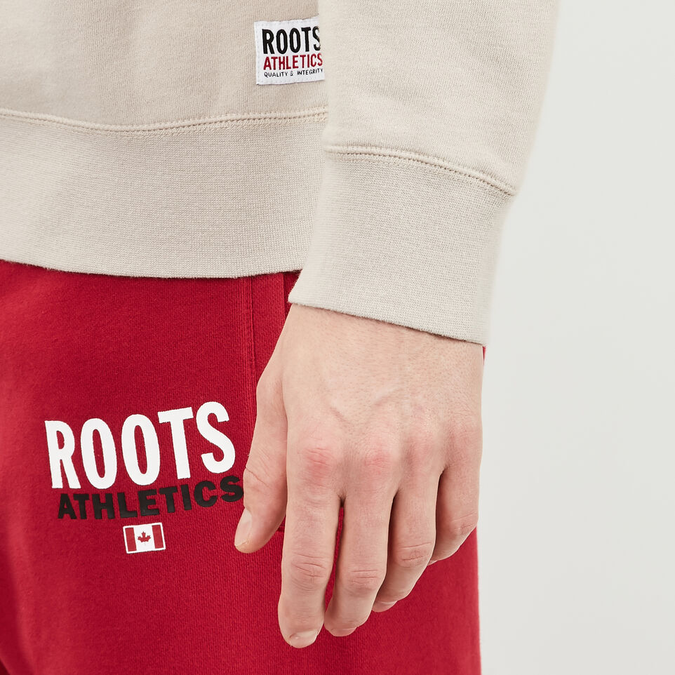 Roots-undefined-Réédition Col Ras Du Cou Roots-undefined-E